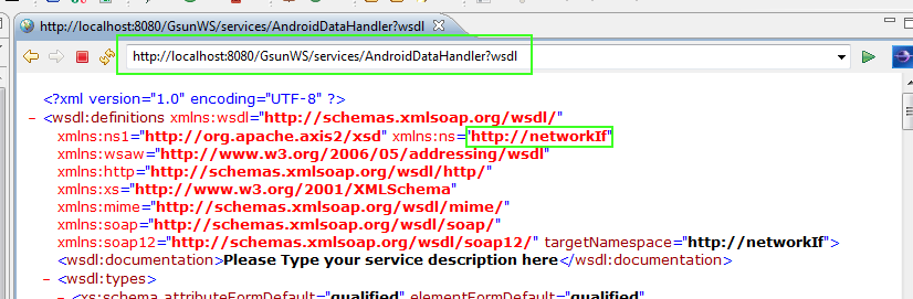 Java web services and Android clients – II – BUDDHIMA'S